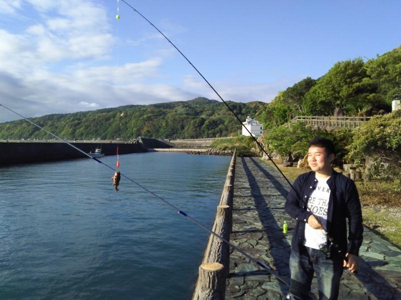 釣り in 安芸市