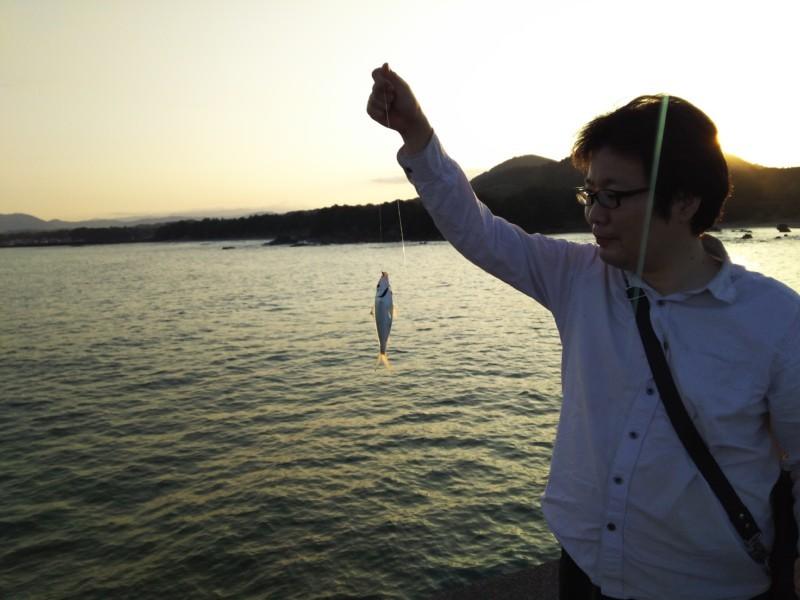 釣り in 黒潮町