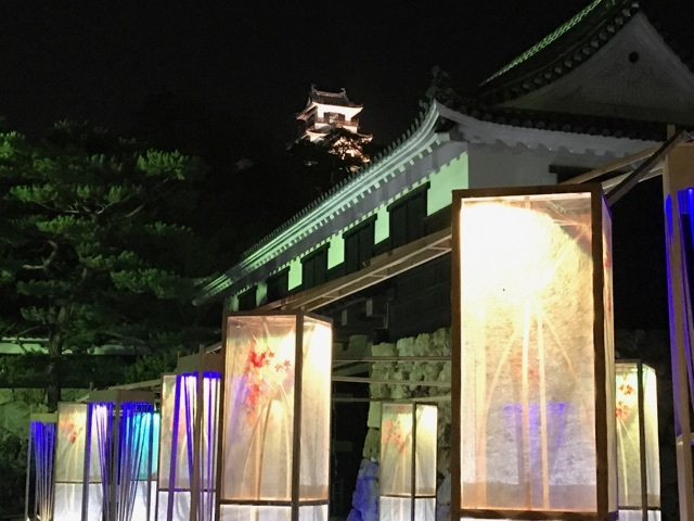 高知城 秋のお城まつり2017